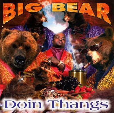big_bear_doin_thangs_album_cover