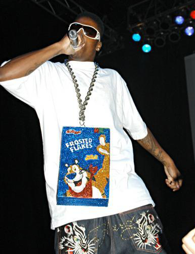 Frosties chain