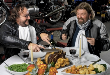 hairyhairybikers